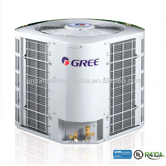 Ducted Central Air Conditioning top discharge condensing unit