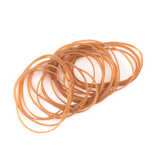 Factory Price 100% Yellow Natural Rubber Band for Money
