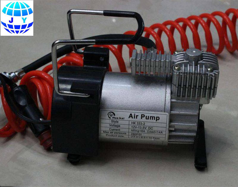 DC12V portable Car Air Compressor Portable Tire inflating