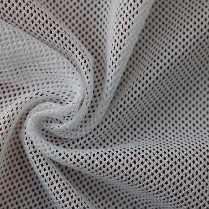 Newest fashion polyester Micro Net Mesh lining fabric for lining