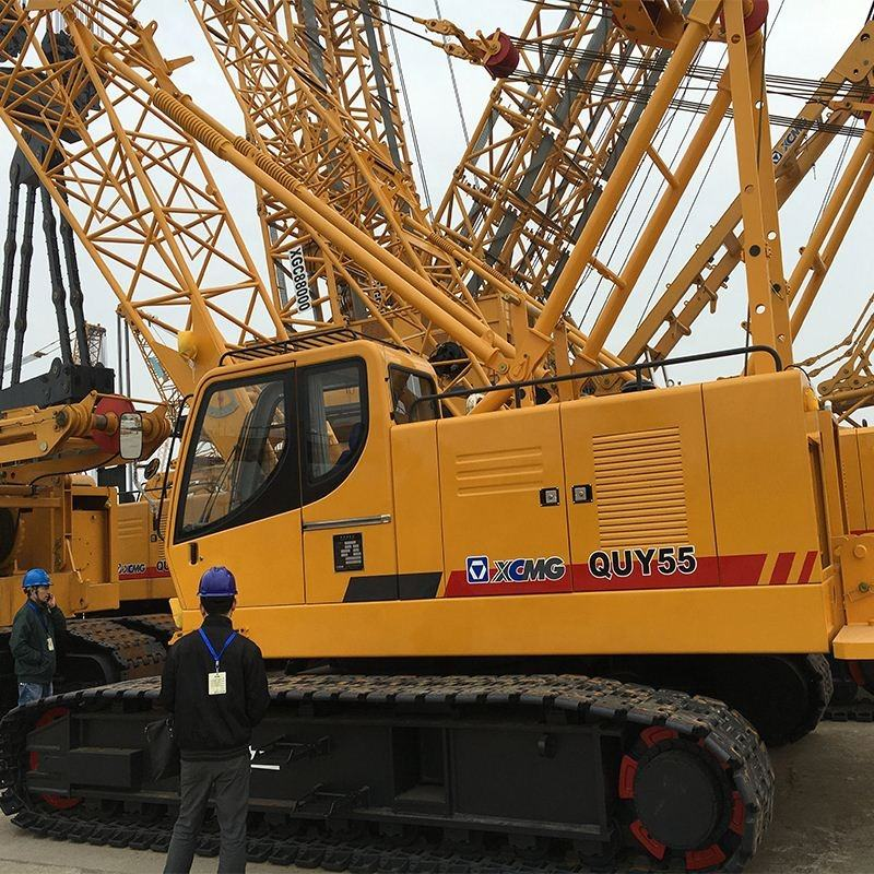 Professional design 40 ton used crawler crane price for sale