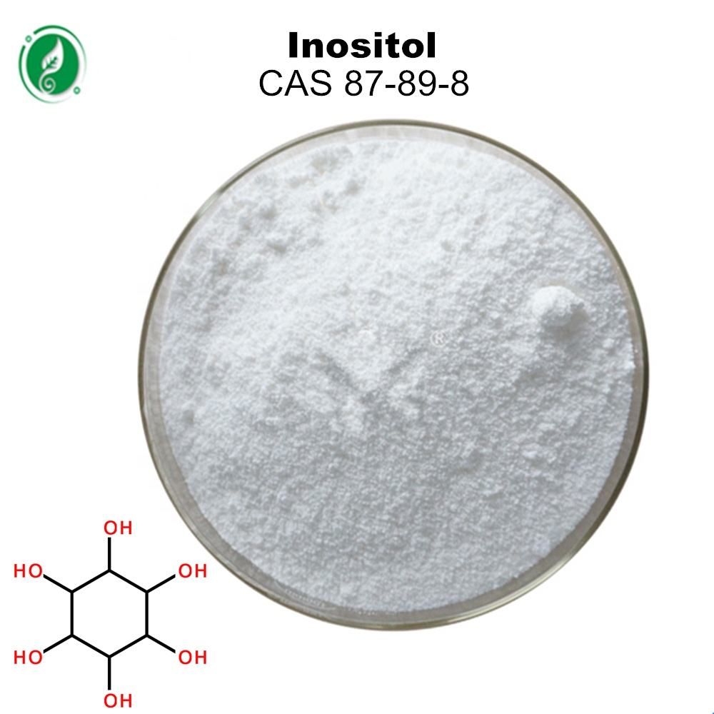 High quality and competitive price d chiro inositol / myo-inositol / corn inositol 87-89-8