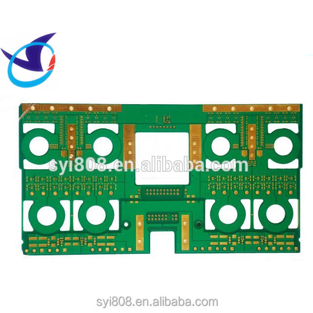 Competitive Wholesale Price Full Color Module Graphic Card PCB TG180 Material Development Board