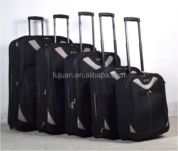 Yiwu stock <span class=keywords><strong>bagages</strong></span> filles voyage 600d molle de bagage de chariot