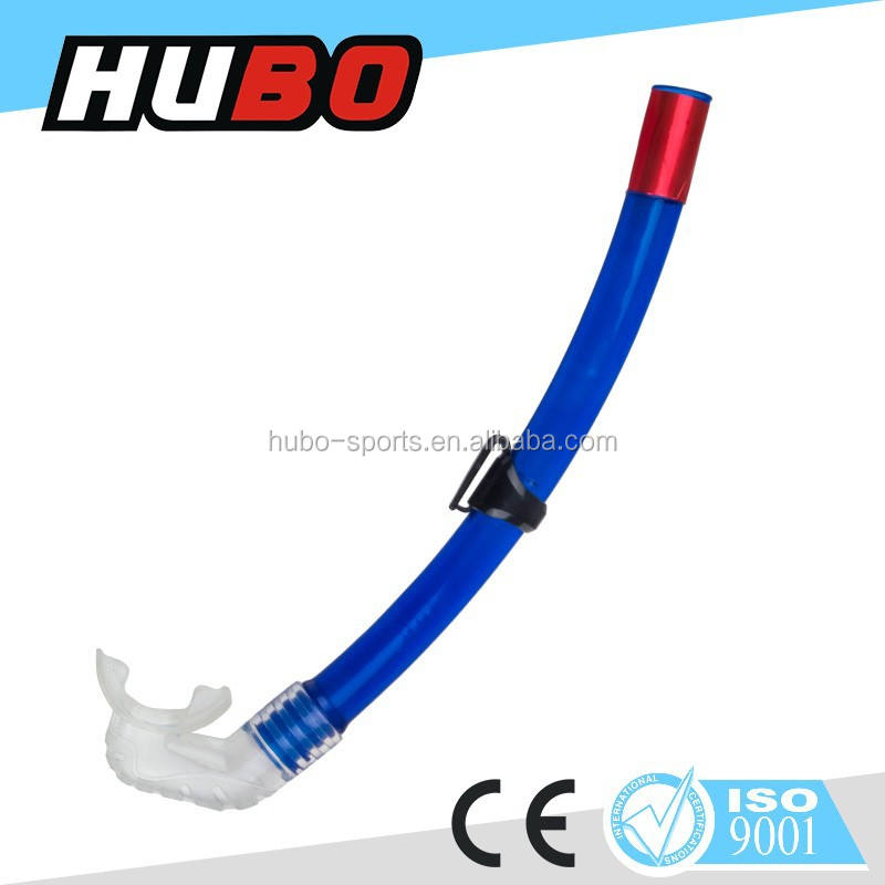 Swimming Snorkel Fashionable Cool Breathing Tube Colorful PVC Swimming Diving Snorkels