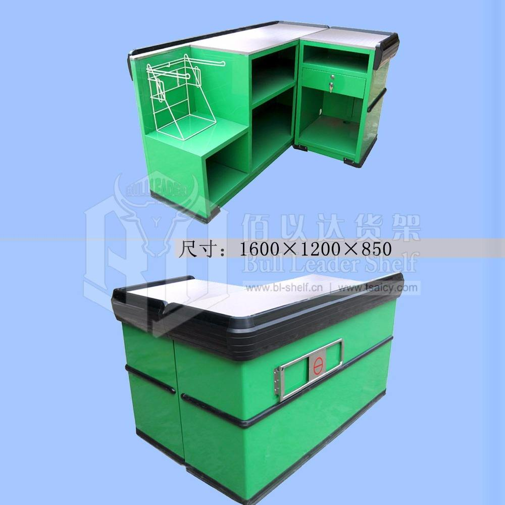 Excellent Quality Factory Direct Price Cash Wrap Counter