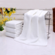 100% cotton terry woven white bath towel 70X140cm double loop 32S beach towels for hotel SPA