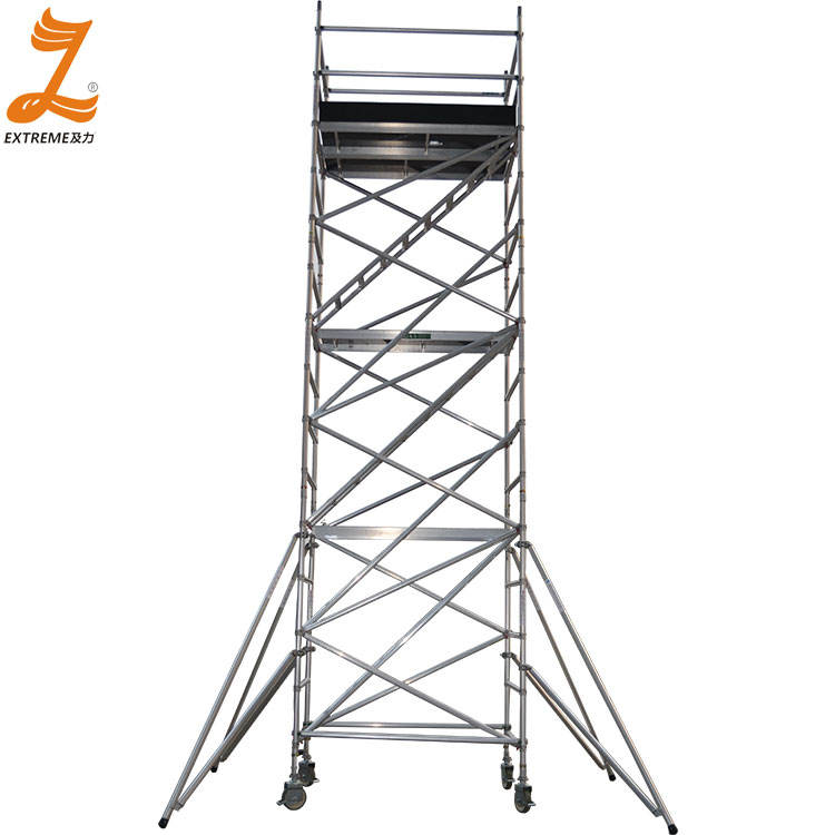 factory sales safety stair STAGE quick set scaffolding