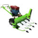 China Yancheng Mingyue 4G120D cutting machine price mini small hand held paddy wheat cutter mini rice harvester for sale