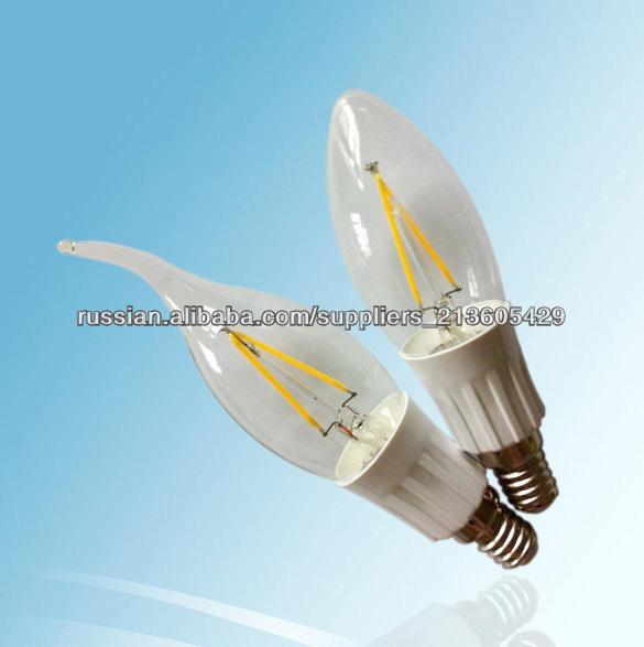 4W <span class=keywords><strong>G60</strong></span> Globe COB светодиодные лампы 80Ra