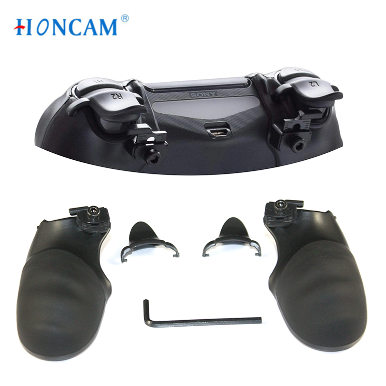 Black Extender Trigger with Tool for Play station 4 Pro controller