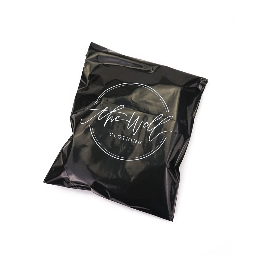 Waterproof Recycled Plastic Courier Mailing Shipping Custom Print Poly Mailer Bag for Clothing