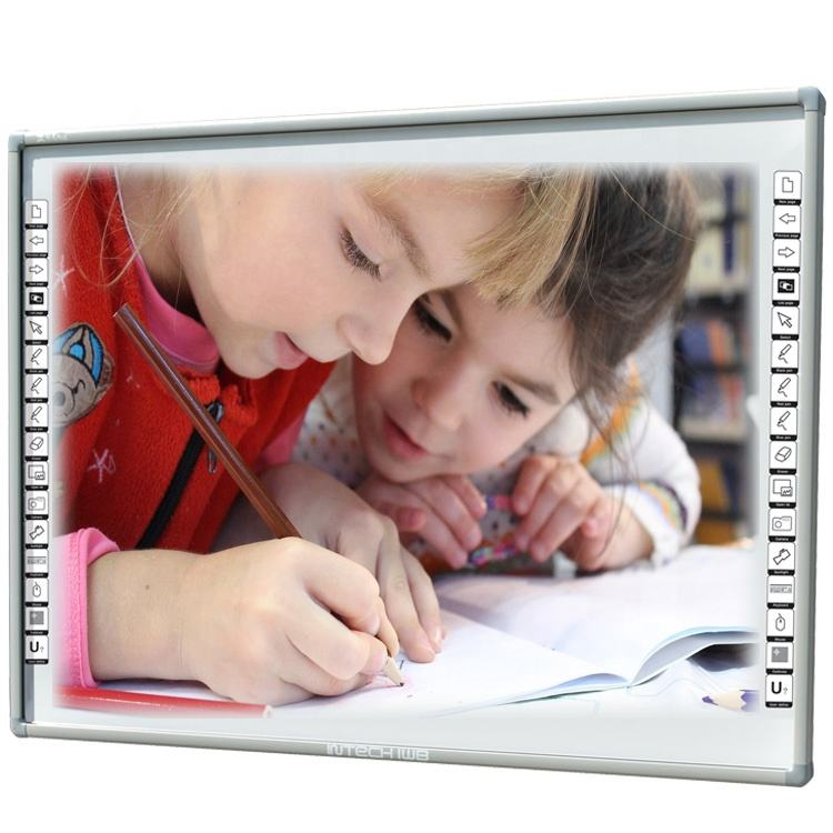Goede Kwaliteit China Fabriek Levering Oem Meest Populaire Vinger Touch Mini Smart Board Interactive Whiteboard Voor School