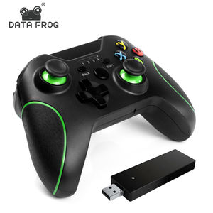 DATA FROG 2.4G Wireless Game Controller Joystick For Xbox One Controller For PS3 Android Smart Phone Gamepad For WinPC 7/8/10