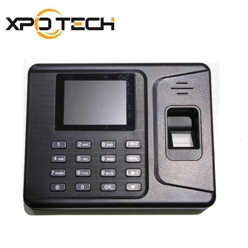 TCP/IP USB Fingerprint Biometric Rfid Time Attendance Machine With Software