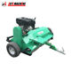 Hot sale atv fail mower self-powered gasoline rear mower trailed by tractor or car