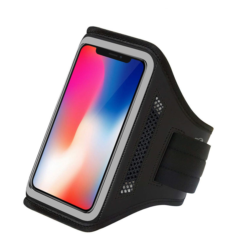 Running arm band voor iPhone 7/8 plus mobiele hoge kwaliteit sport armband