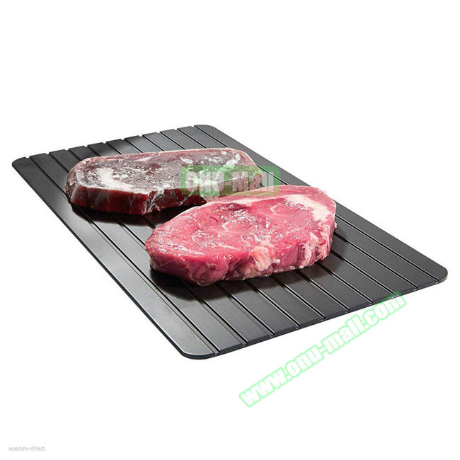 Hot Now Meat Thawing Plate Fast Defrosting Tray for Frozen Food