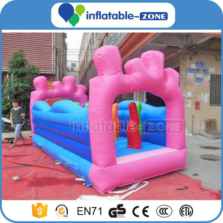 Guangzhou usine <span class=keywords><strong>Gonflable</strong></span> petit canal <span class=keywords><strong>saut</strong></span> enfants jouer arena