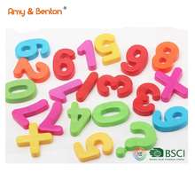 High Quality Educational Toys Magnetic Alphabet Letters and Numbers for children