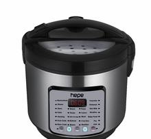 24 in 1 fuzzy logic electric multi cooker, food steamer and slow cooker