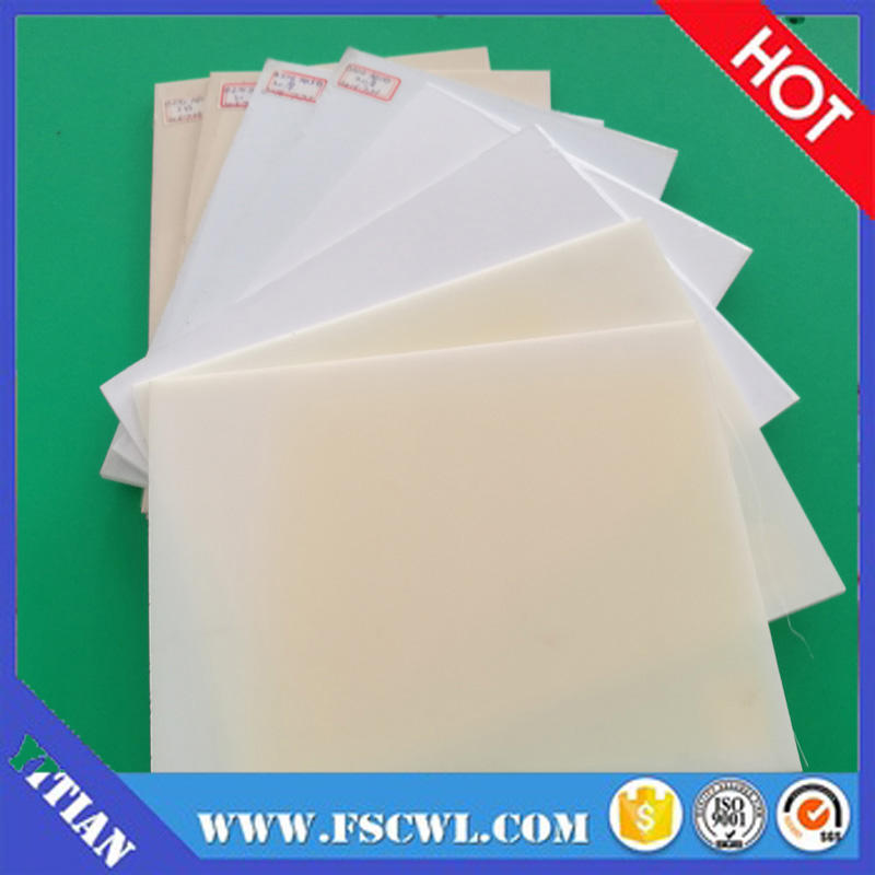 Lightweight 5mm 10mm Colored PP Polypropylene Block