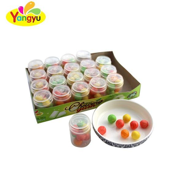 Sweet children small round cute watermelon shape bubble gum