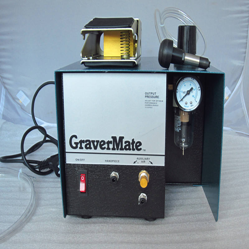 jewelry graver max,gold engraving machine,graver mate Single Ended
