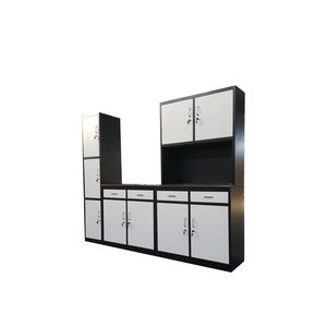 hot and new factory stainless steel kitchen cabinets/metal kitchen cabinet