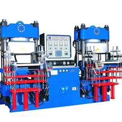 Wholesale factory price rubber vacuum press moulding machine