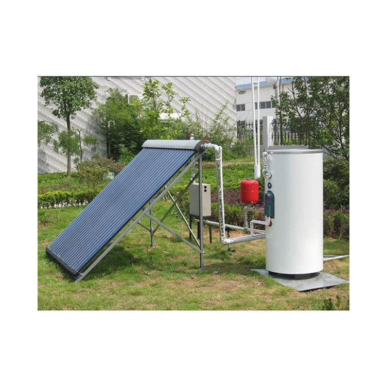 South American Market Stainless Steel 304 Pressure Heat Pipe Solar Water Heater