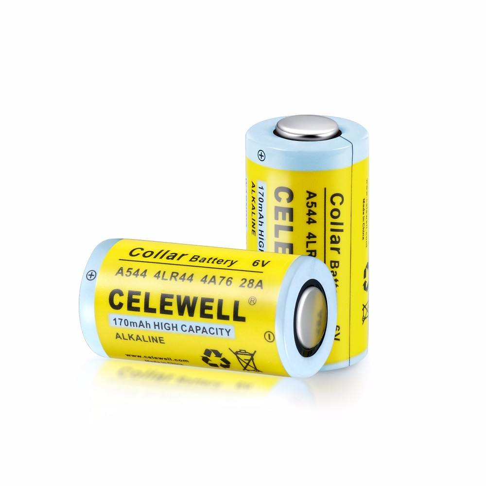 Super Alkaline Battery 6V 4LR44 A544/4A76/28A Zn/MnO2 Battery with Wholesale Price