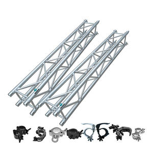 2019 New high quality aluminum lighting global box truss from KKMARK FACTORY