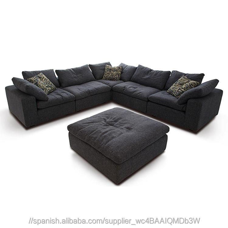 China modernos muebles para el hogar venta de muebles sofá telas para tapizar muebles de sala