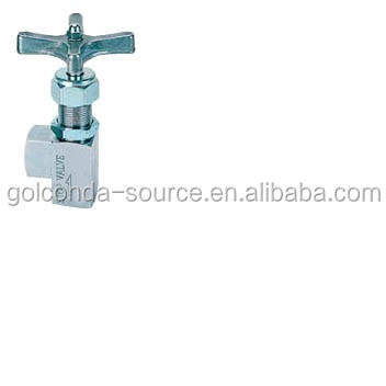 "1/4"" 3/8"" STEEL NEEDLE VALVES (GS-7951J01/J02)"