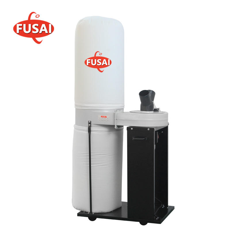 Fusai hot sell small type single bag woodworking dust collector