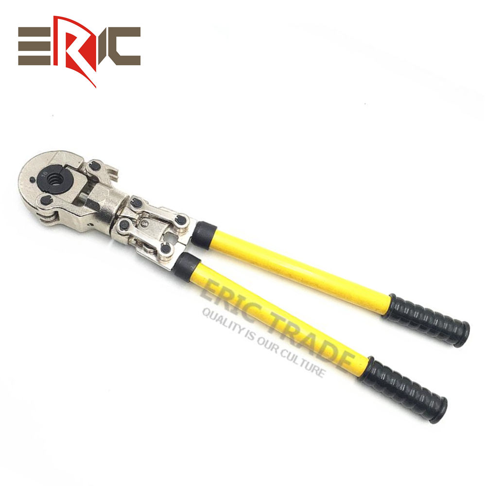 JT-1632 high pressure hand compression pressing plumbing tools manual hydraulic hose crimping tool