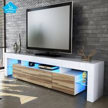 modern simple design wooden  tv  stand living room furniture