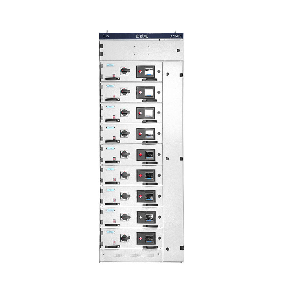 GCS Drawer Type Switchgear Distribution Board Compensation Cabinet