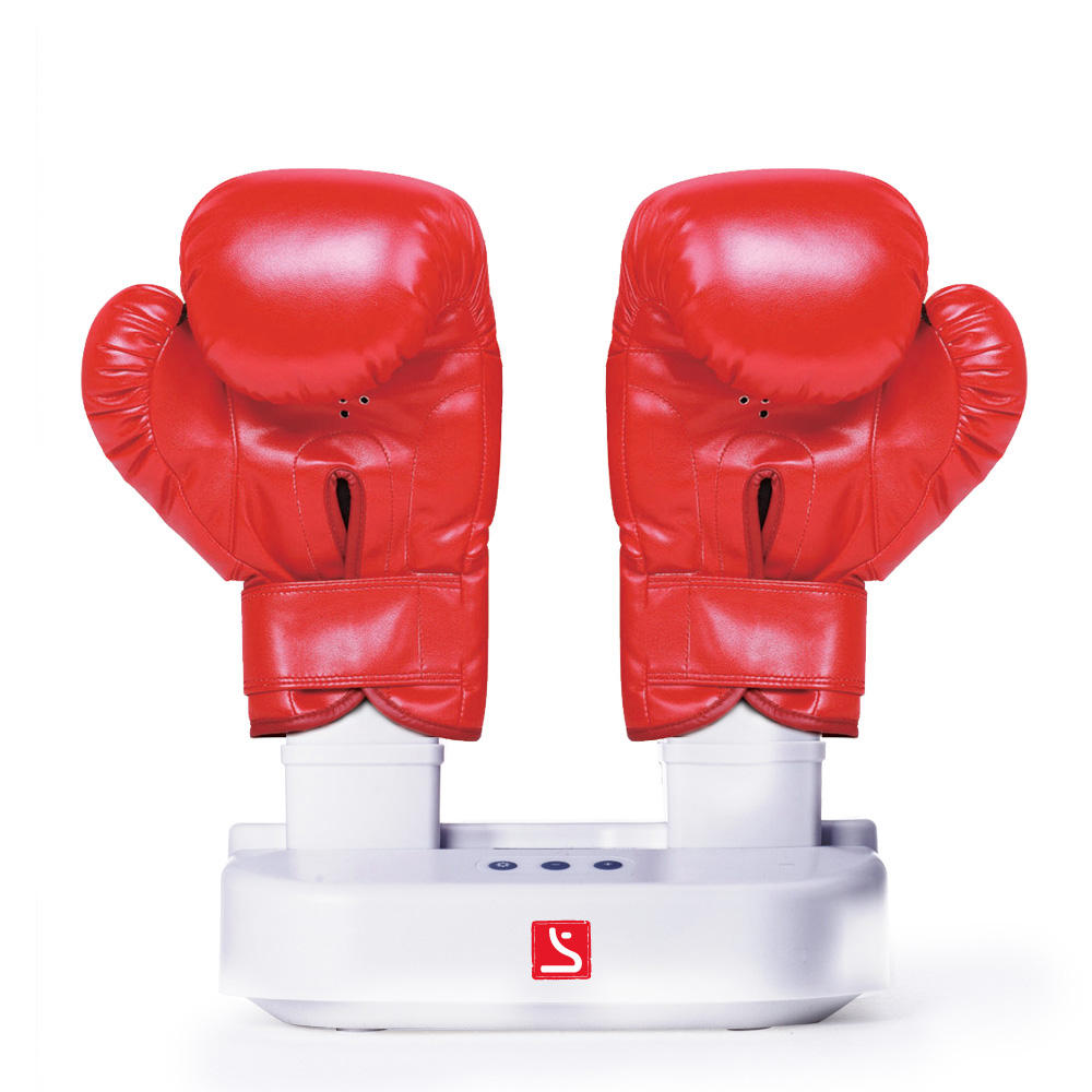 AC power boxing glove dryer with ozone to remove odor