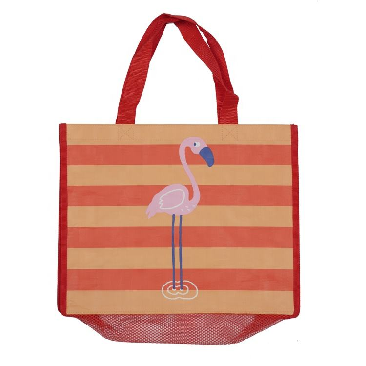 Eco friendly luxury style logo printed fabric tote 세탁 백 비 짠