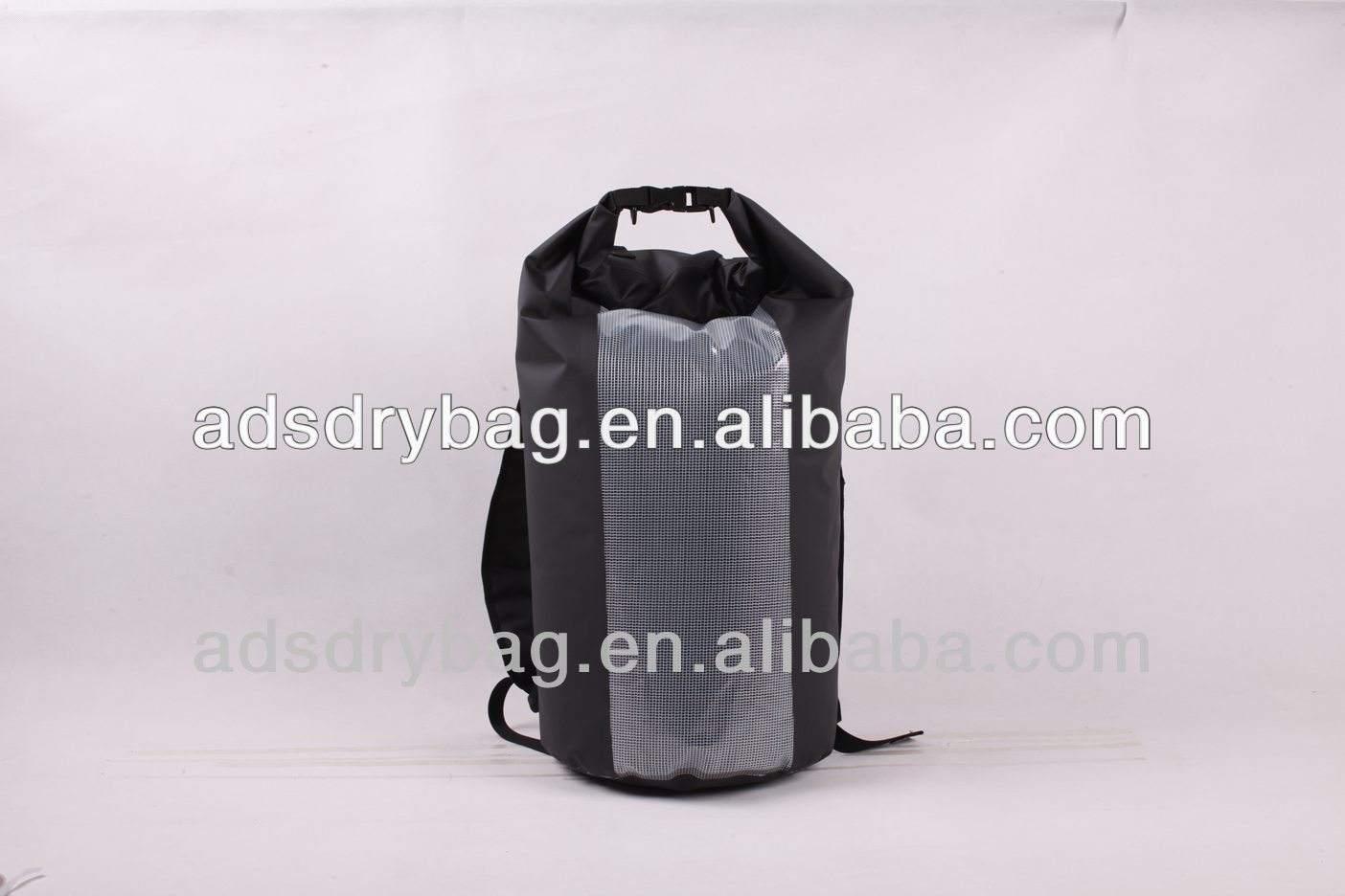 500d a prueba de agua de pvc mochila seco