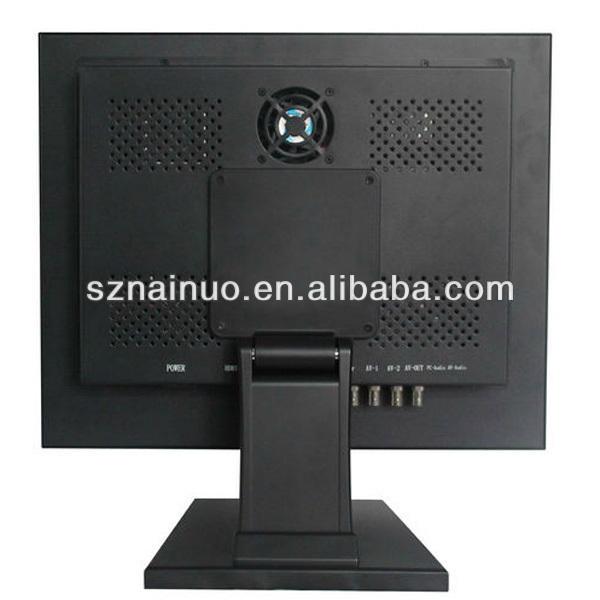 65-дюймовый ЖК-монитор для видеонаблюдения