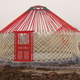 hot sale round traditional Mongolian yurts manufacturers in China