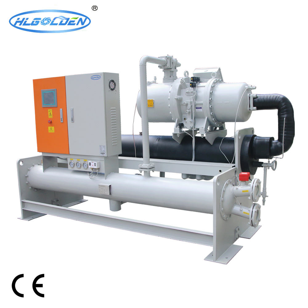[ Screw Chiller ] New Design Screw Compressor Water Cooling Chiller