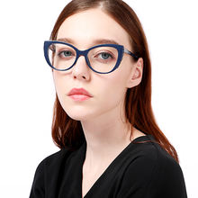 SHINELOT New Fashion Glasses Frame Best Blue Light Blocking Glasses For Lady Blingbling Eyeglasses Spectacles Frame