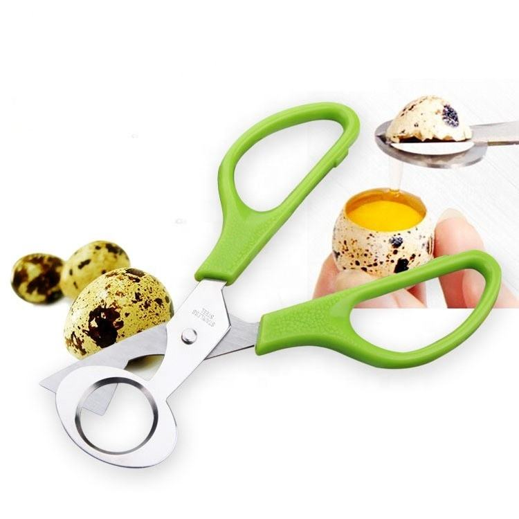 High Quality Mouth Openers stainless steel quail Egg Scissor