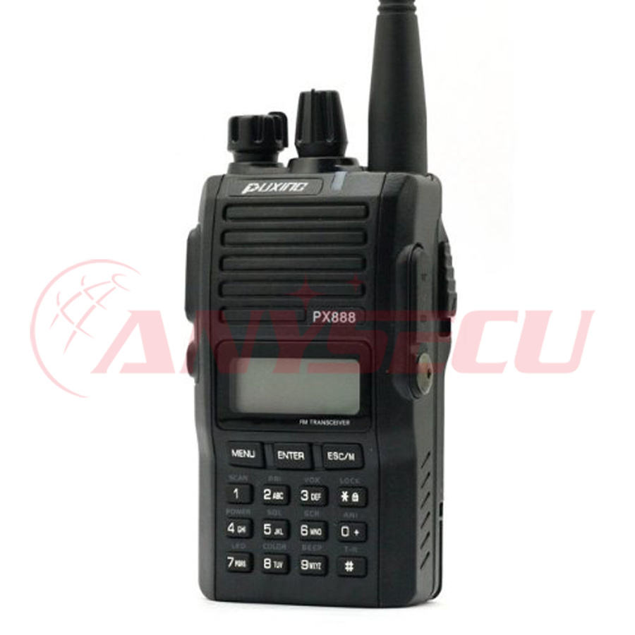 PuXing PX-888 VHF 136-174 mhz Radio Transceiver
