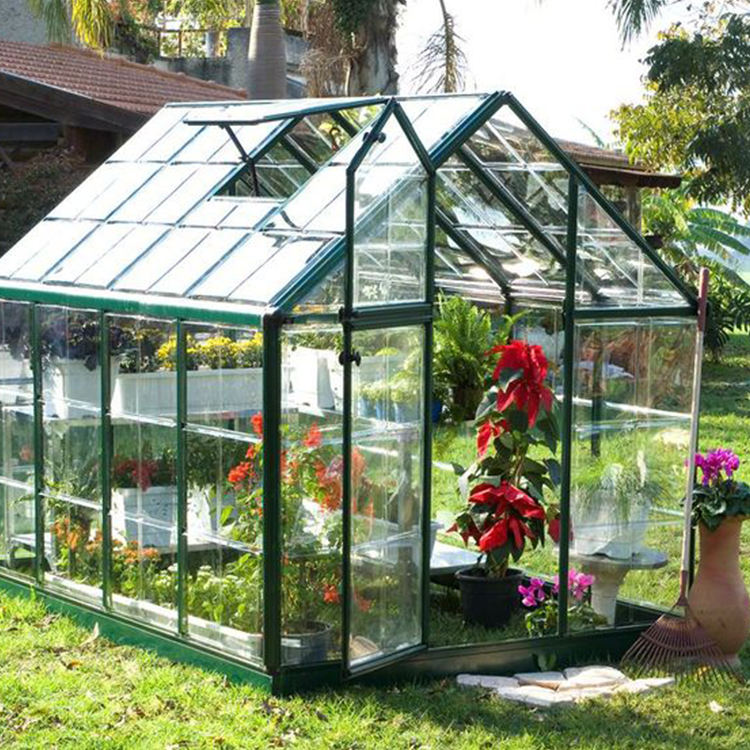 Low price high quality Eco-friendly green house greenhouse for garden