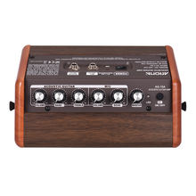high quality professional rechargeable mini portable bass 15-Watt Guitar Combo tube amplifier